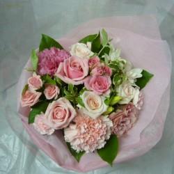 花束【ピンク系】204001